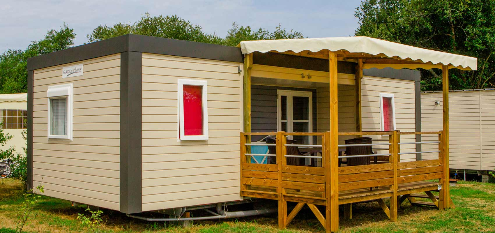 Location mobil-home Bordeaux