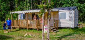 Location mobil-home camping Bordeaux