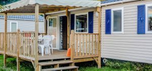 Location mobil-home camping Mimizan