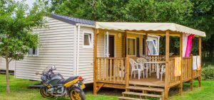 Location mobil-home Landes camping